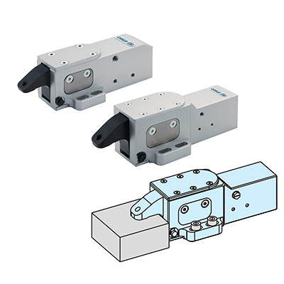 PNEUMATIC HOLD DOWN CLAMPS | IMAO CORPORATION